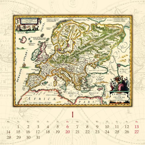 Antique Maps_VN 1