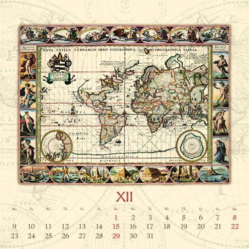 Antique Maps_VN 12