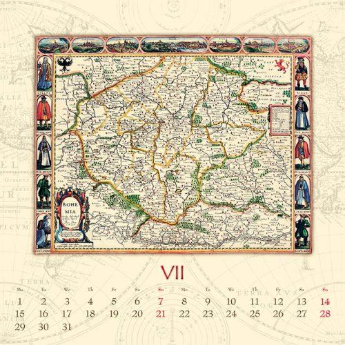 Antique Maps_VN 7