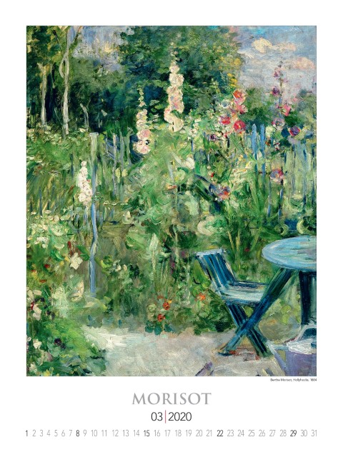 Gardens Impressionismus VN 3 (Small)